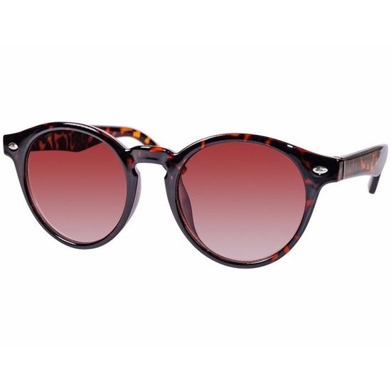 714493dcb38ae8 Bestel Clubmaster dames zonnebril met print model 7001 in de winter ...