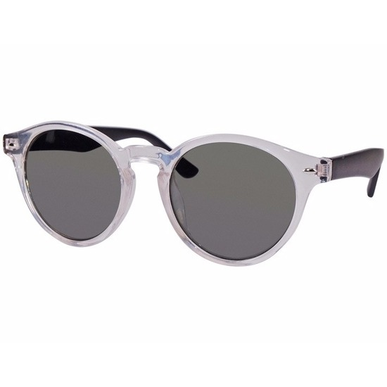 fb511be3ee5803 Bestel Clubmaster dames zonnebril transparant model 7002 in de ...