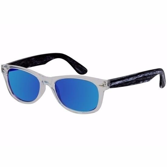 2a871e5b80fb2e Bestel Houtlook dames zonnebril blauw model 7112 in de winter winkel