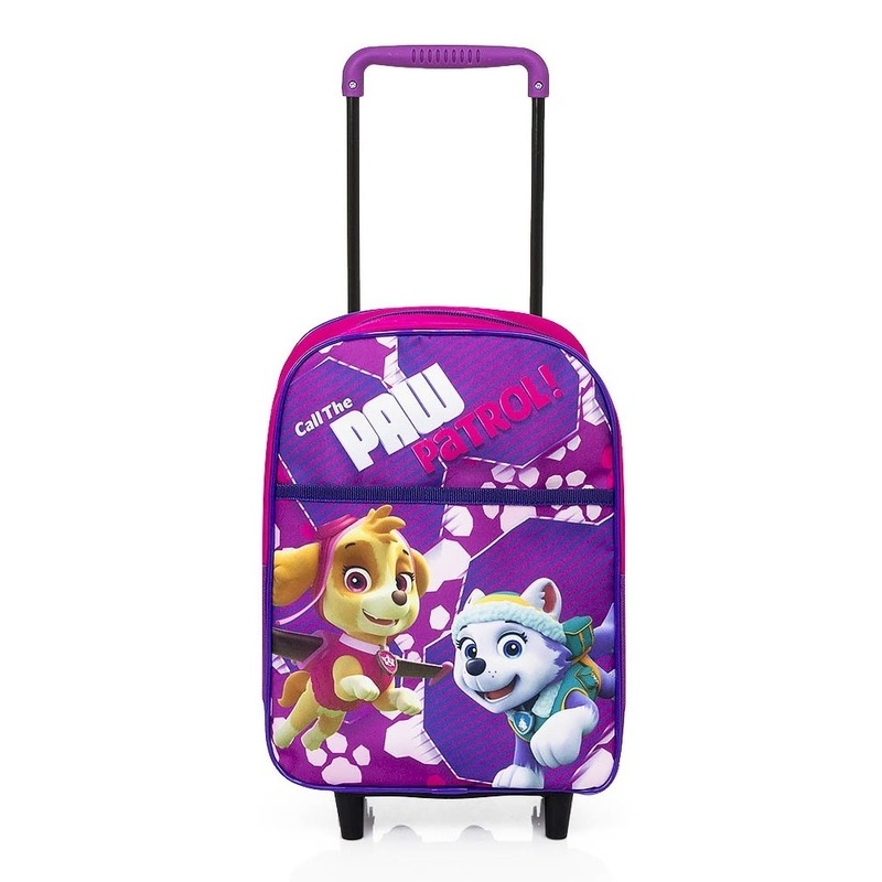 73f8f796a41 Bestel Paw Patrol koffer/trolley Skye en Everest voor kinderen in de ...