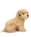 Hansa pluche Norfolk Terrier knuffel 23 cm