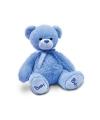 Keel Toys pluche baby boy beer knuffel blauw 25 cm