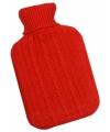 Kruik met rode hoes 2 liter