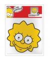 Lisa Simpson kartonnen masker