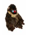 Mandrill baviaan knuffel 25 cm