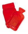 Mini handwarmer kruikje rood