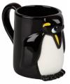 Pinguin 3D mok