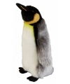 Pluche konings pinguin 26 cm