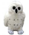 Sneeuwuil knuffel pluche 25 cm