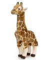 WNF pluche giraffe knuffel 38 cm